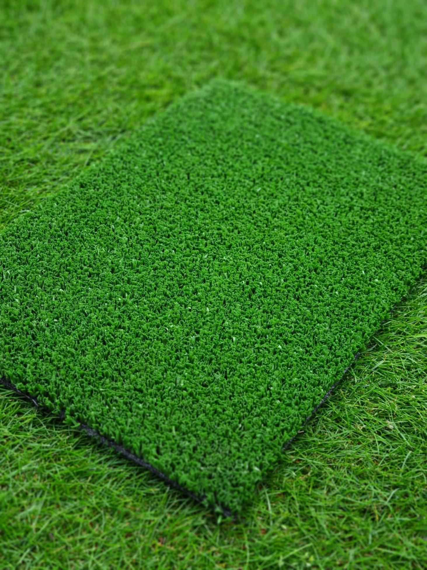 Test Pitch Artificial Grass